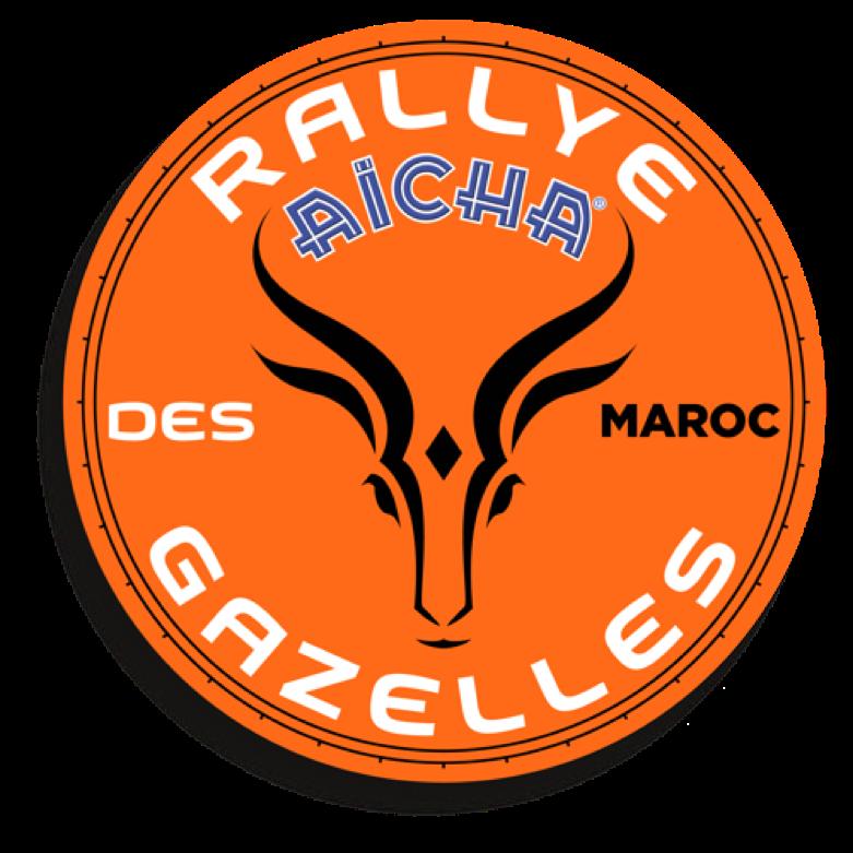 Logo rallye des gazelles